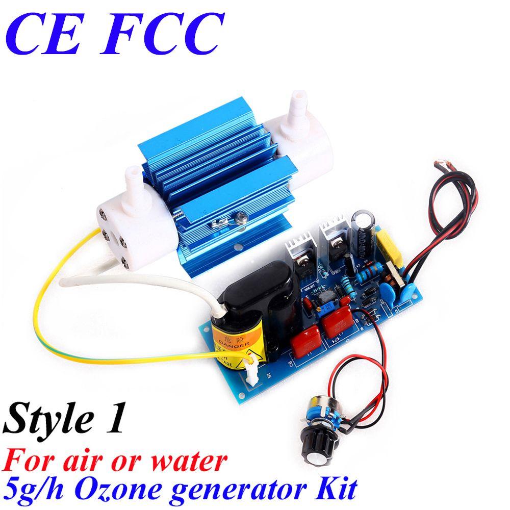 CE EMC LVD FCC ozone vegetable fruit disinfect machine