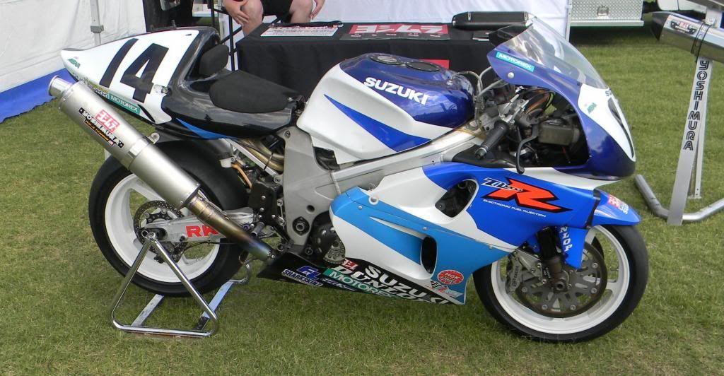 Suzuki tl 1000 r segunda mano