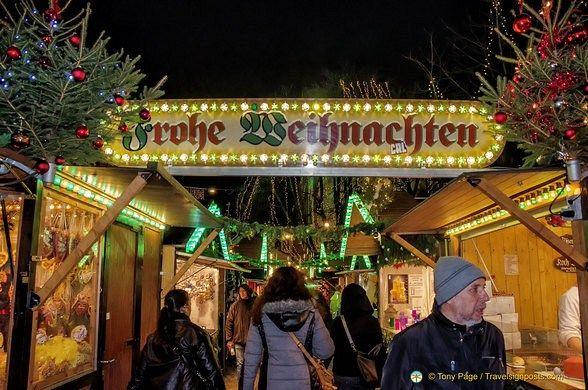 The Lively Freiburg Christmas Market Christmas Markets Germany Christmas Market Freiburg
