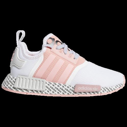 Casa En expansión Evacuación  adidas Originals NMD R1 Casual Running Shoes - Black / White Bold Pink |  Adidas nmd r1 pink, Adidas shoes women, Pink and black adidas