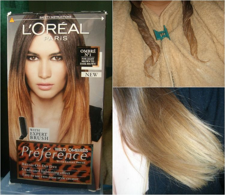 Melovemakeup Uk Beauty Lifestyle Blog How To Ombre Loreal