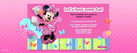 mickey mouse invitations online Baskanidaico