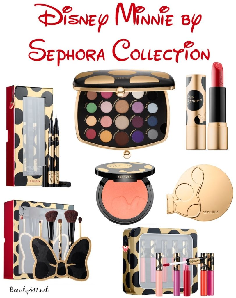 Disney Minnie Beauty By SEPHORA COLLECTION Disney makeup