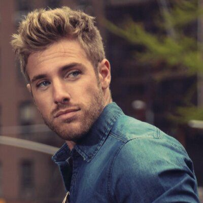 Song Review Nate Green Blonde Guys Cool Hairstyles For Men