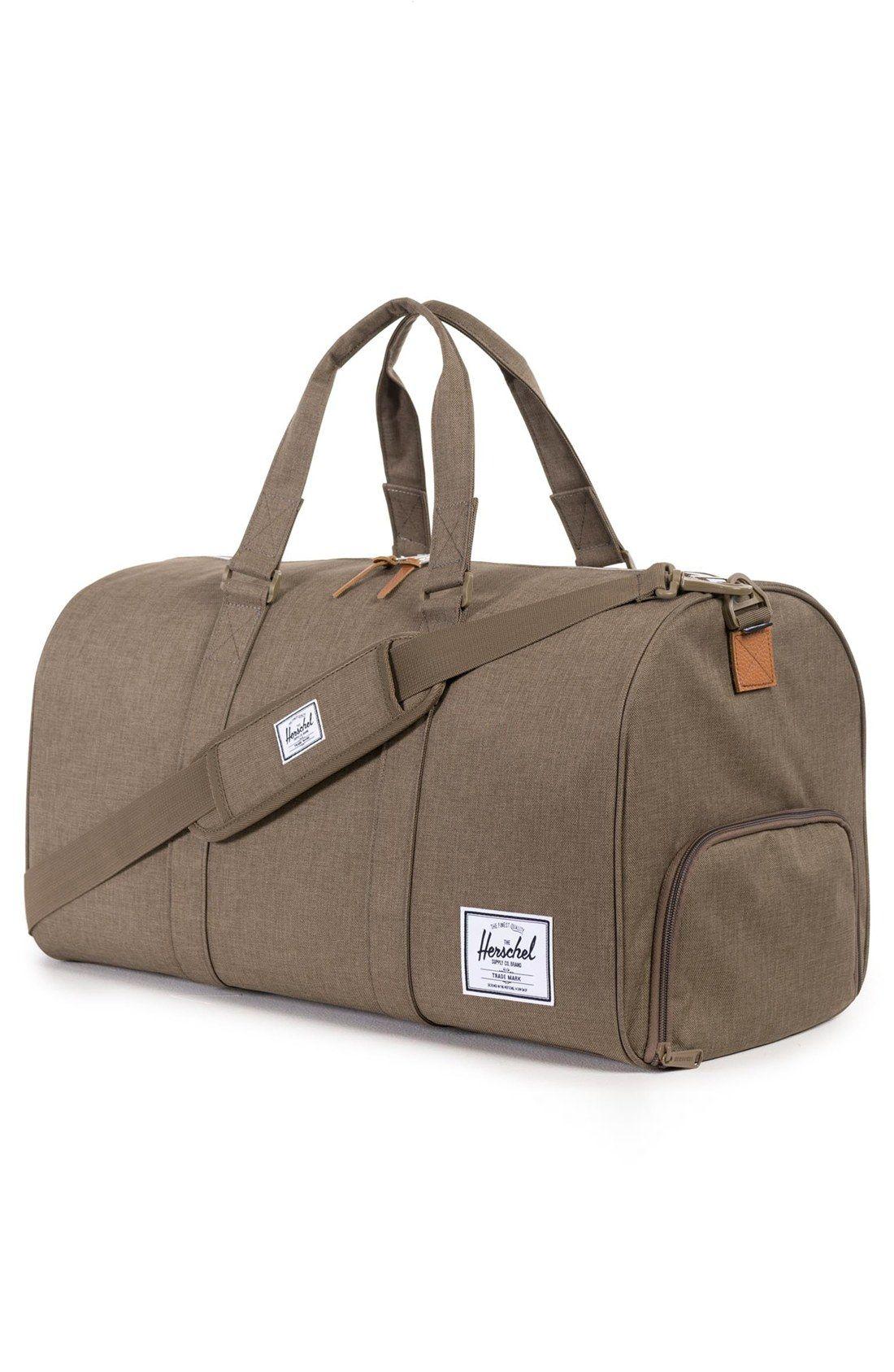 31cce89d01 Herschel Supply Co.  Novel  Duffel Bag