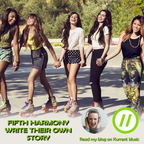 Fifth Harmony are writing their own success story.