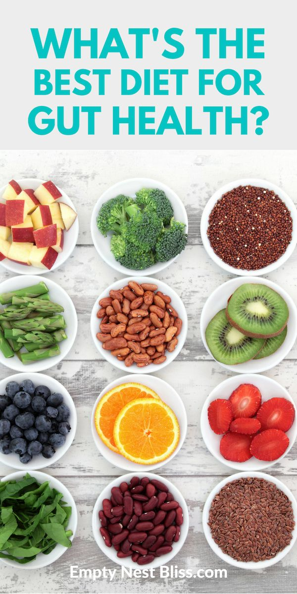 Improve your gut health with a gut health diet Food lists and tips to make restoring your gut health easy and delicious