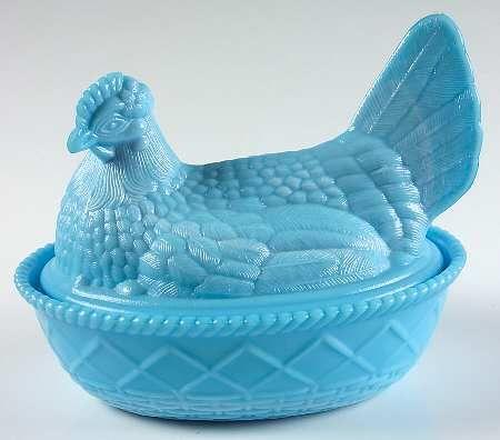 Westmoreland Blue Hen On Nest Hens On Nest Chicken Decor Rooster Decor