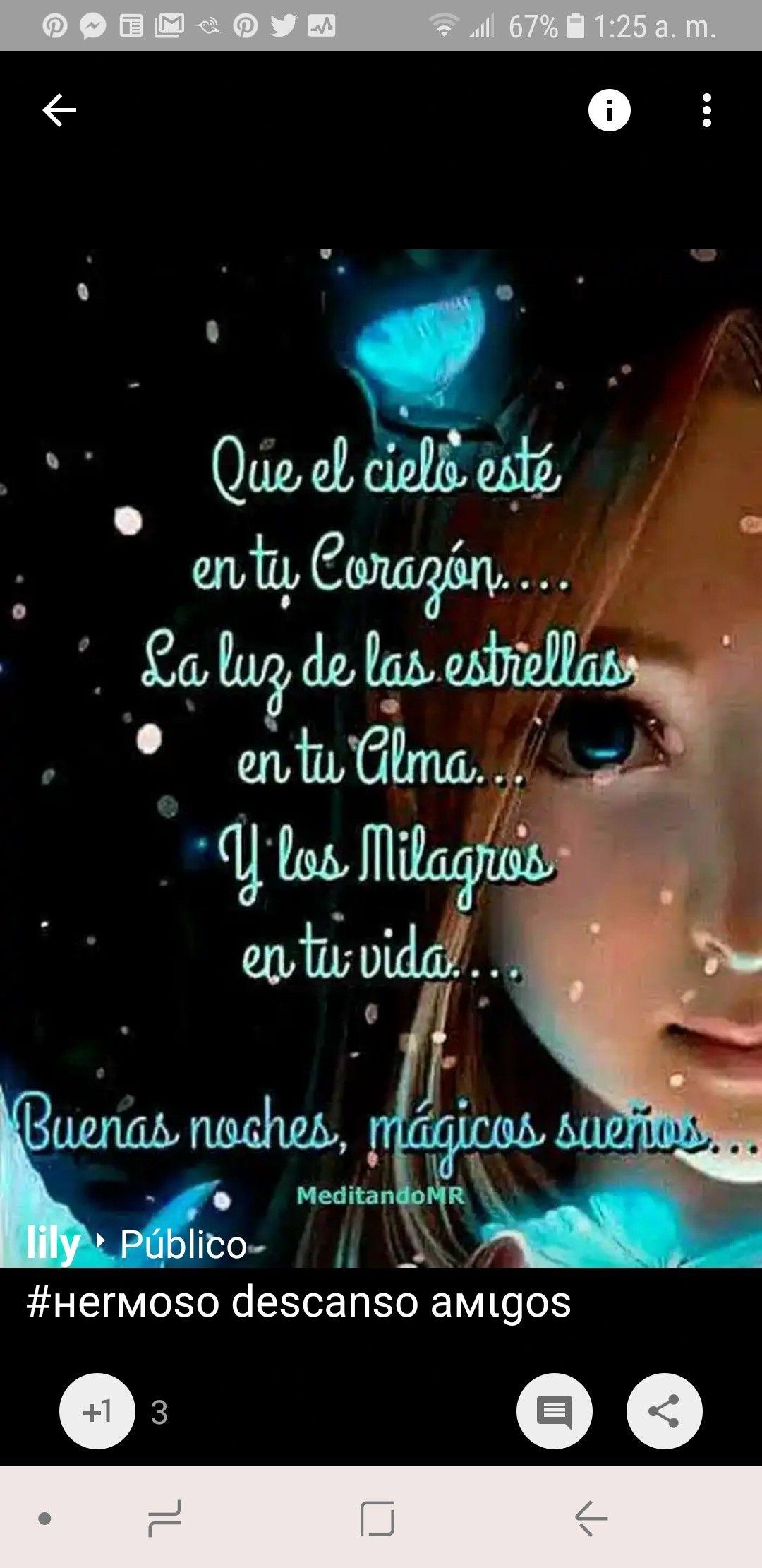Pin De Sandra Marcela En Mensajes Pinterest Buenas Noches Frases