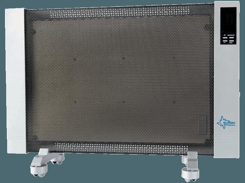 Suntec 11399 Heat Wave 1 500 Lcd Elektroheizung Silber Schwarz 1500 Watt 04250058311399 Kategorie Haushalt Bad Heizen Elektroheizung Beamer Elektro