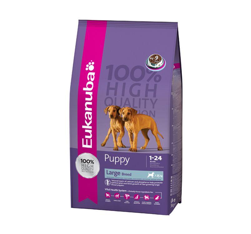 Eukanuba Dog Food Puppy Large Breed 3 Kg. Buy Online Eukanuba Dog Food http://www.dogspot.in/eukanuba-57/