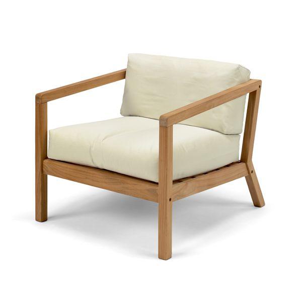 Skagerak Virkelyst Lounge-Sessel günstig online kaufen   Einrichtung ...