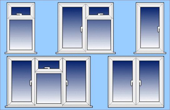 kusen aluminium interior partisi dan plafon pvc kusen upvc jendela kaca pintu rumah minimalis terbaru di 2020 jendela interior rumah minimalis pinterest