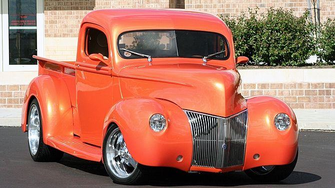 1941 Ford Pickup Goodguys Truck Of The Year Finalist Presented As Lot K118 At Kissimmee Fl 2015 Image1 Ford Pickup Ford Pickup Trucks Pickup Trucks