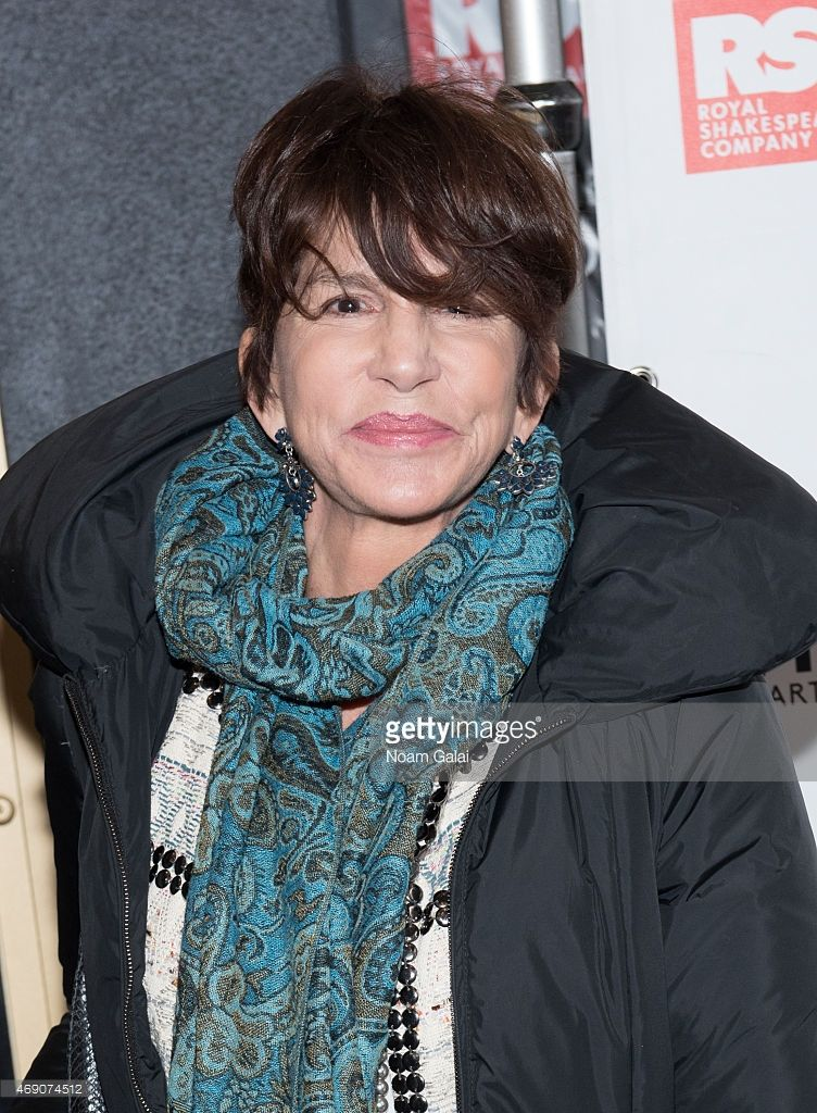Actress Mercedes Ruehl Attends The Openning Night Of Wolf Hall At