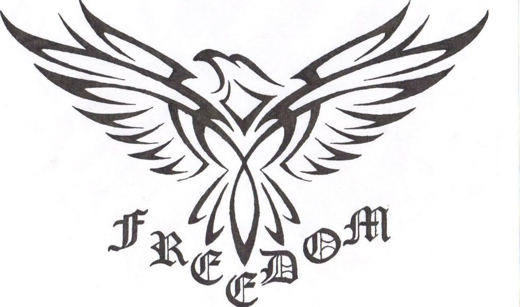 Tribal Eagle Tattoo Tribal Eagle Tattoo Eagle Tattoo Eagle Tattoos