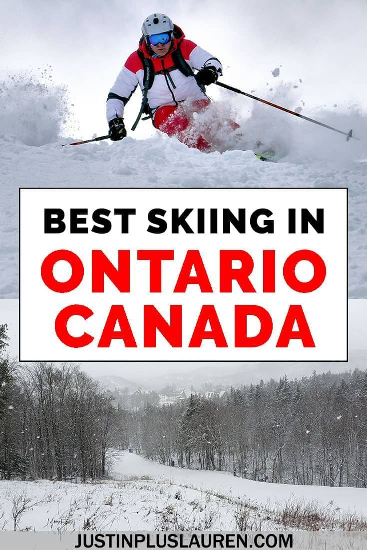 Photo of Top 5 Places to Ski in Ontario: Amazing Ontario Ski Resorts for the Best Winter Adventures