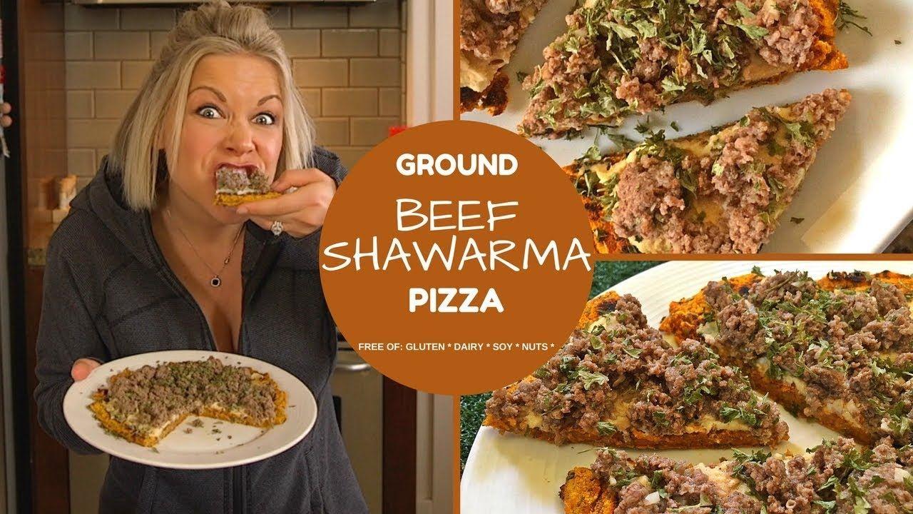 Thor Ragnarok Inspired Beef Shawarma Pizza Recipe Gluten Dairy Nut Soy Free Recipes Healthy Eating Recipes Pizza Recipes