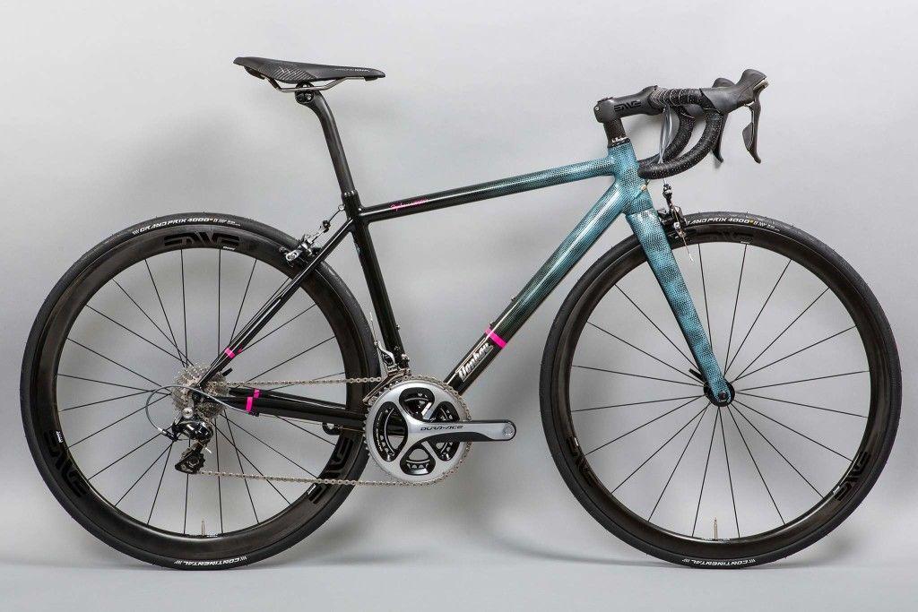 Rapha | Birds in flight: building the Rapha + Liberty bikes ...