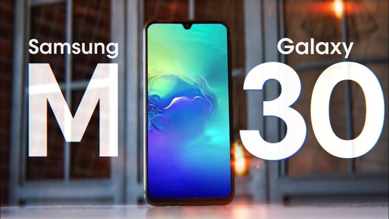 Samsung Galaxy M30 Price Specification Launch Date In India Samsung Galaxy M30 Samsung Galaxy M30 Music Notes Background Music Pictures Music Backgrounds