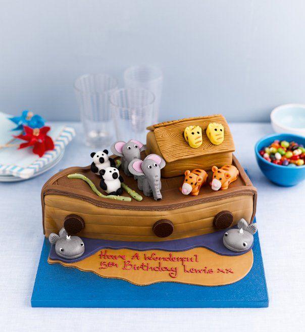 Pirate Cake Toppers Asda