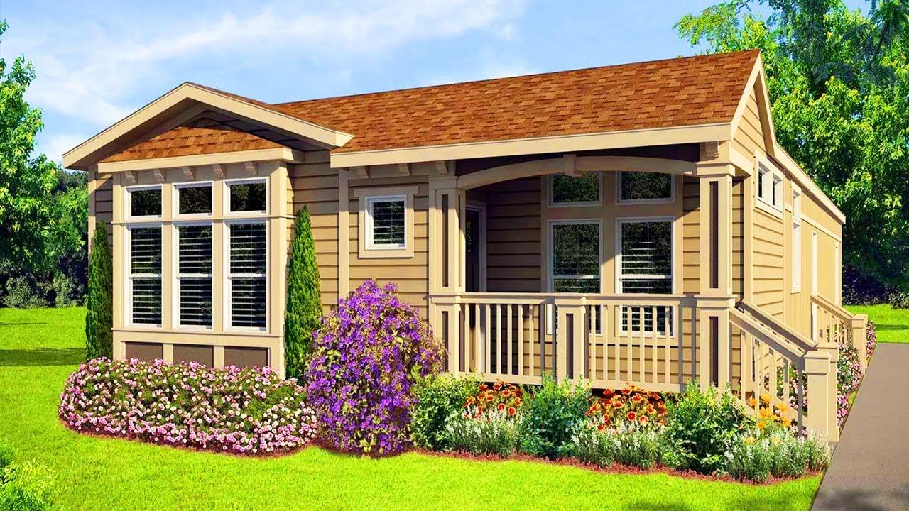Absolutely Beautiful Kingsbrook 64 Park Model From Champion
