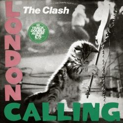 London Calling to the underworld...Best. Kitten. Ever.