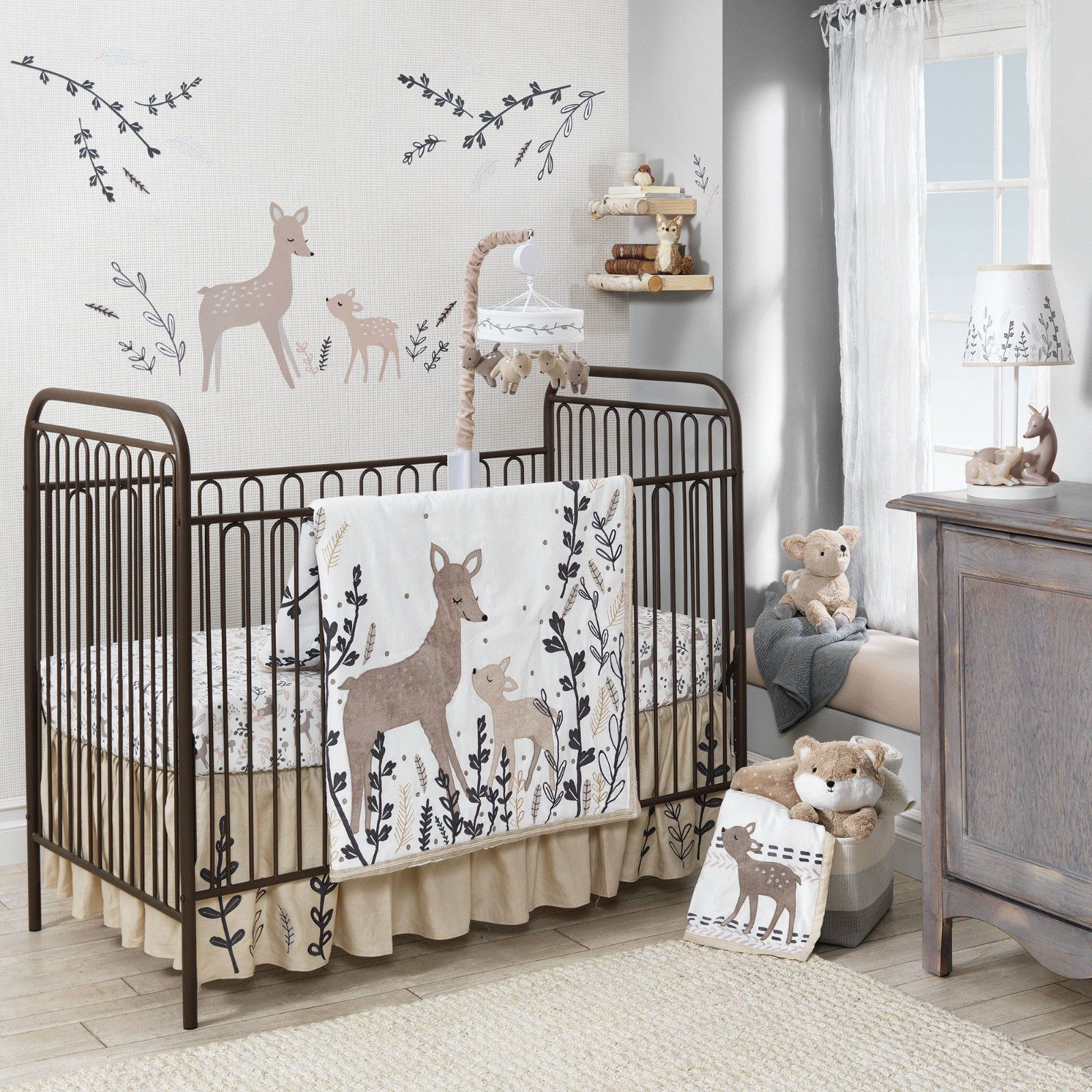 sheet designs amazon grey collection jojo mint set sweet crib toddler arrow bedding fitted baby deer and woodland com print dp for navy sets