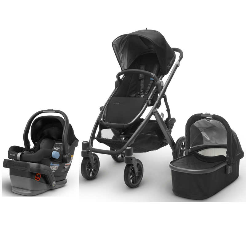 2020 UPPAbaby VISTA V2 and MESA Travel System Vista