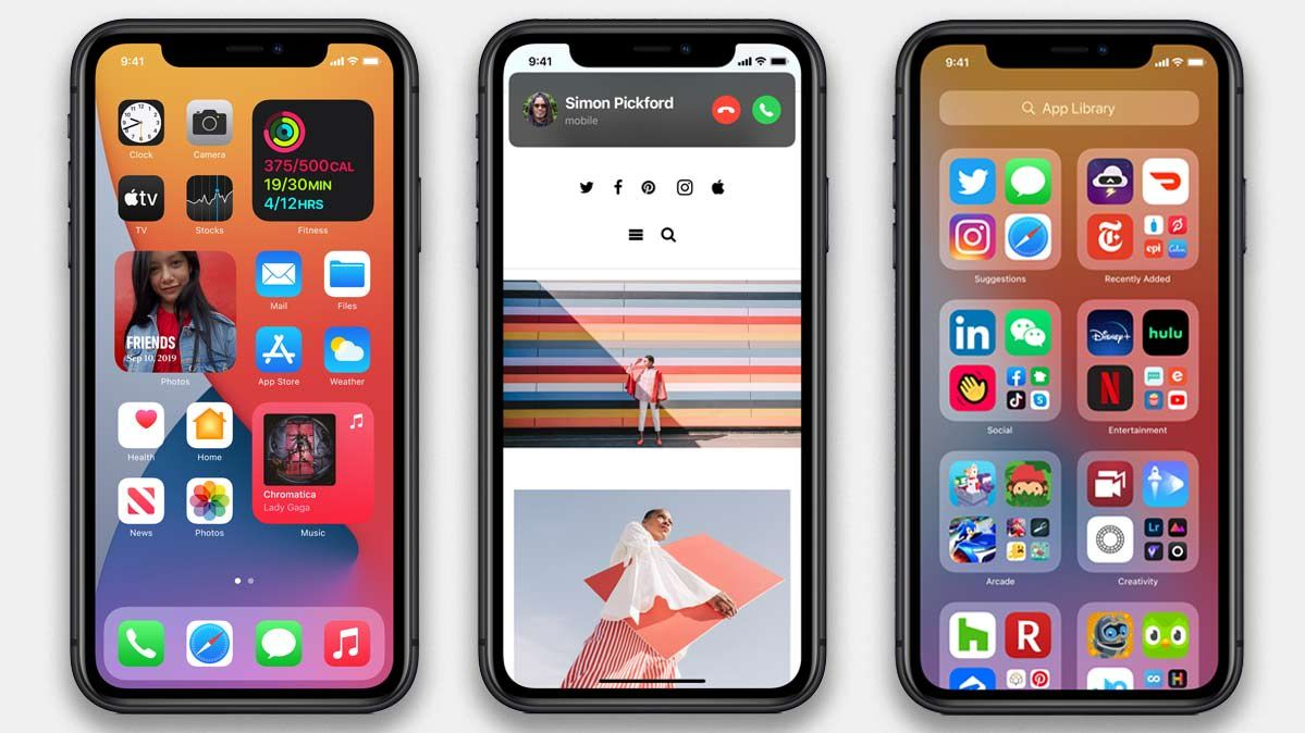 How To Update Your Iphone To Ios 14 Iphone Operating System Iphone New Iphone