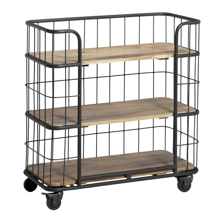 metallregal wheels vitrine regal und k che. Black Bedroom Furniture Sets. Home Design Ideas