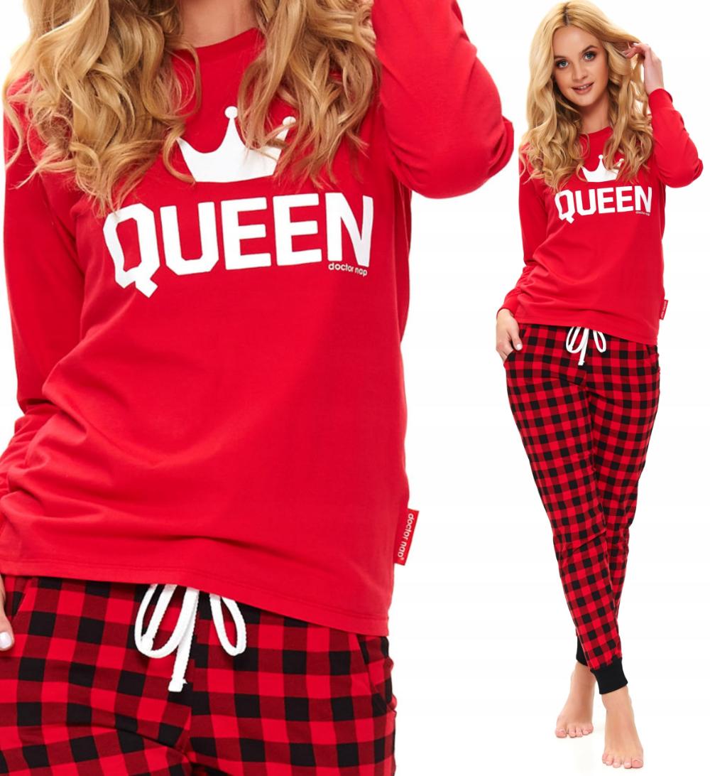 Pizama Damska Dres Royal Queen Dla Krolowej S 8577644080 Allegro Pl Fashion Tops Queen
