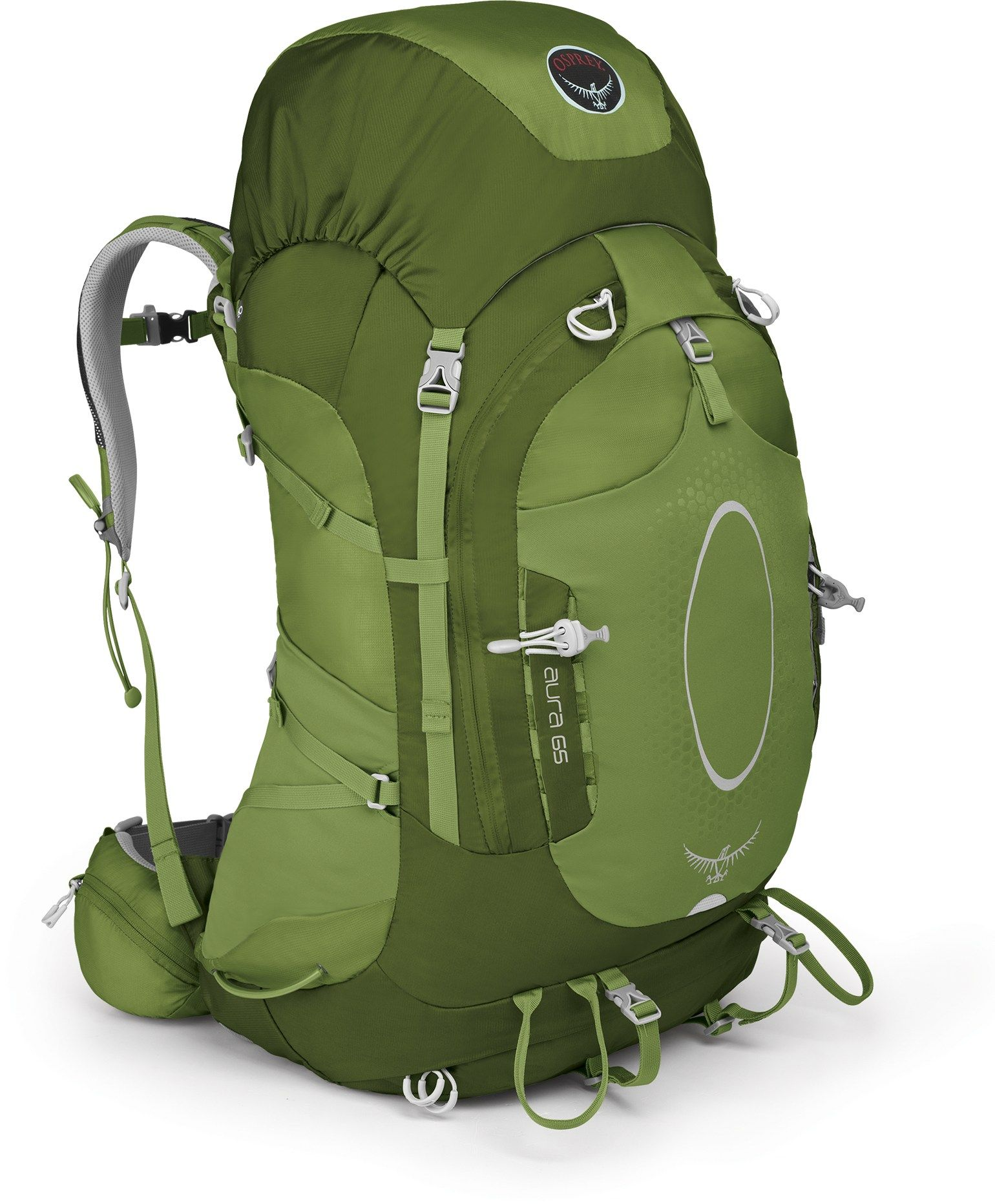 Osprey Aura 65 Pack Women S Osprey Backpacks Osprey Atmos Osprey Packs
