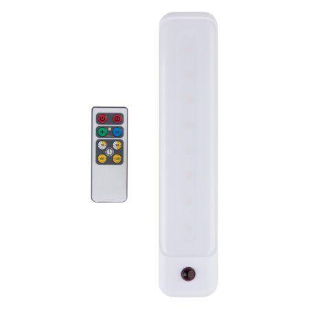 globe electric led under cabinet 10 edge strip light remote rh pinterest com