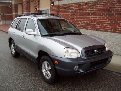 Charming 2002 Hyundai Santa Fe LX