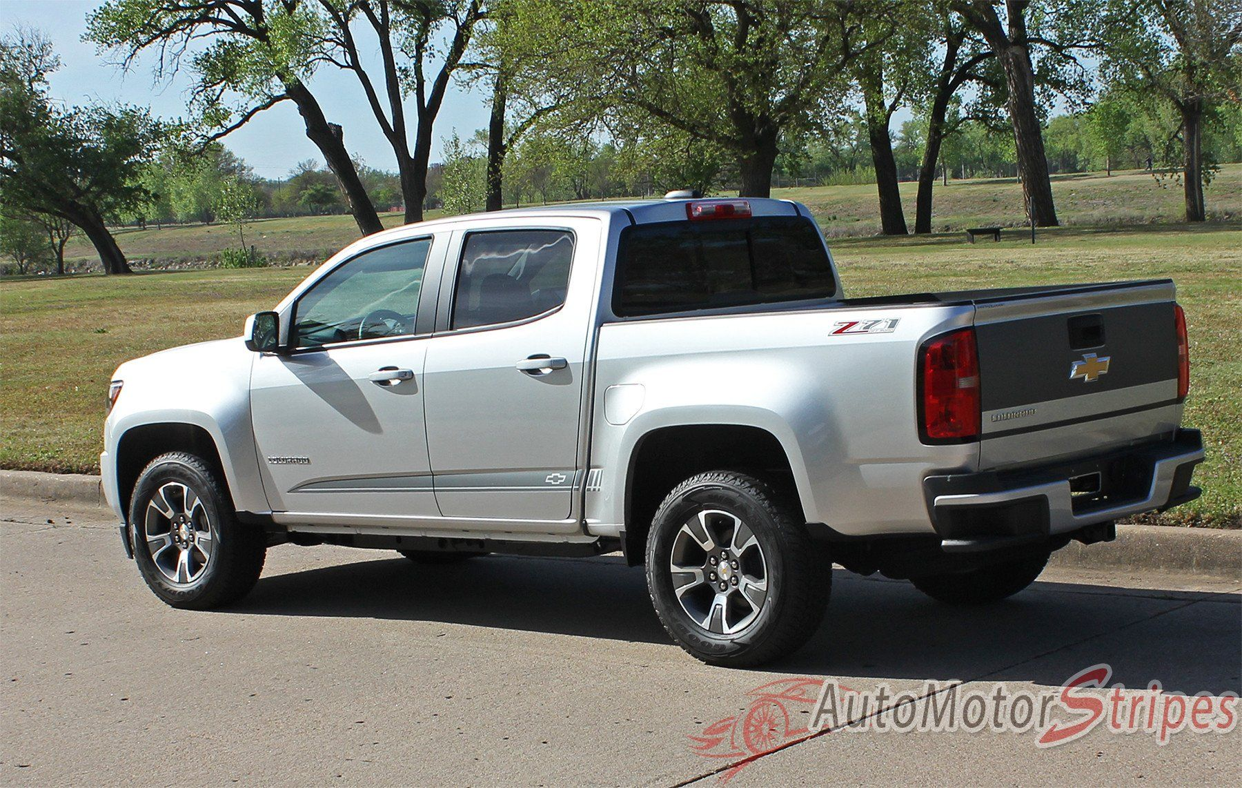 2015 2020 Chevy Colorado Gmc Canyon Raton Extended Cab Lower