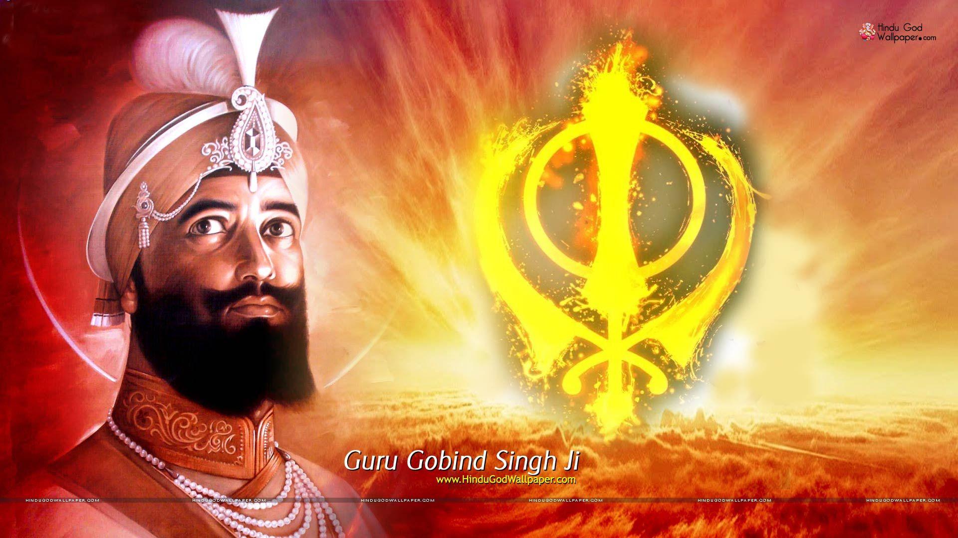Guru Gobind Singh Ji Hd Wallpapers
