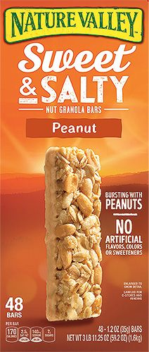 Nature Valley Sweet Salty Peanut Bars 3 30 Off Sweet And