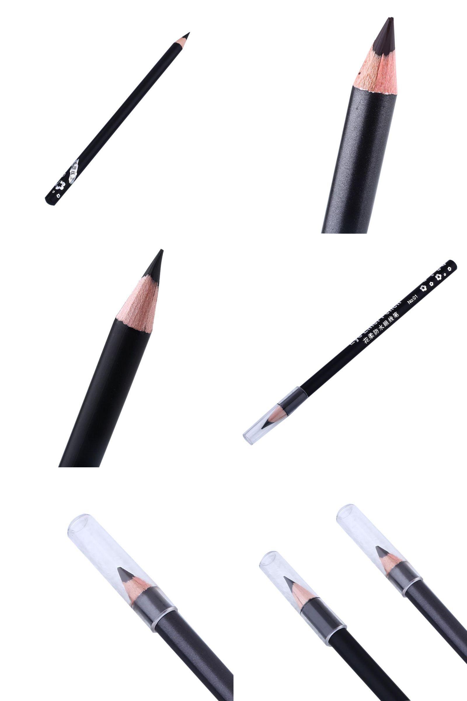 af24fed5479 [Visit to Buy] Fashion Professional Waterproof Liquid Eyeliner Delineador  Pen Pencil Cosmetic Eye Eyebrow Beauty Makeup Maquiagem Tools Hot B6 # ...