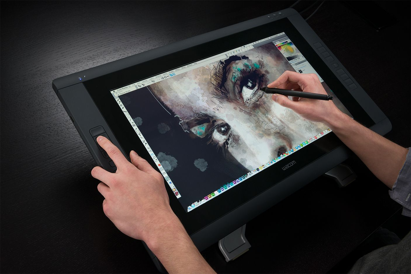 Cintiq 22hd Touch Professional Creative Display By Wacom Http