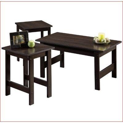 Best Andover Mills Ryker 3 Piece Coffee Table Set Living Room 400 x 300