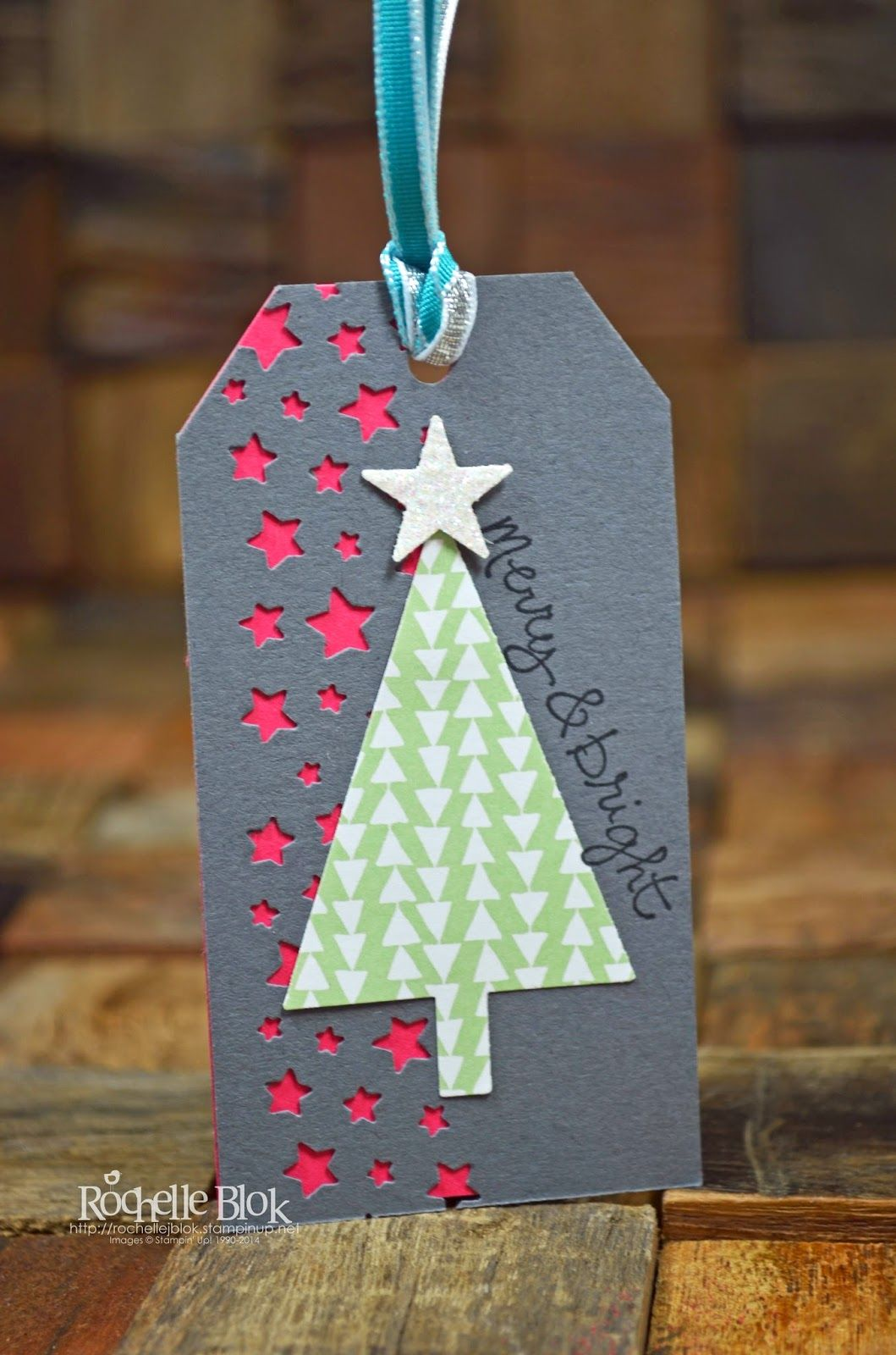The stamping blok mystery box part by rochelle blok