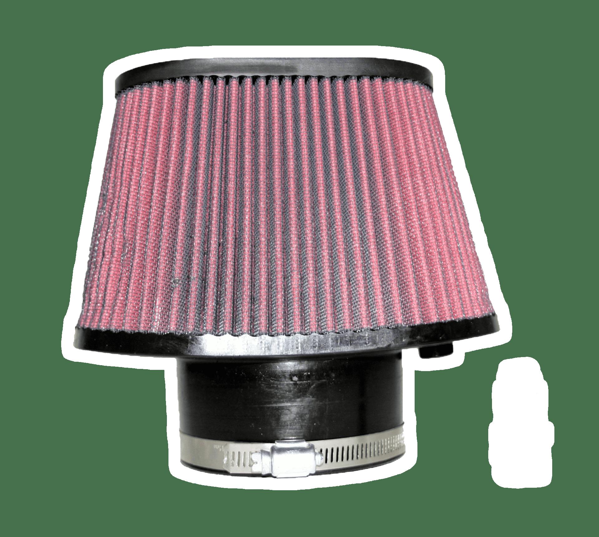 Black Label Air Filter PT Washable air filter, Air