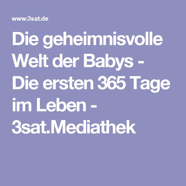 Die Geheimnisvolle Welt Der Babys