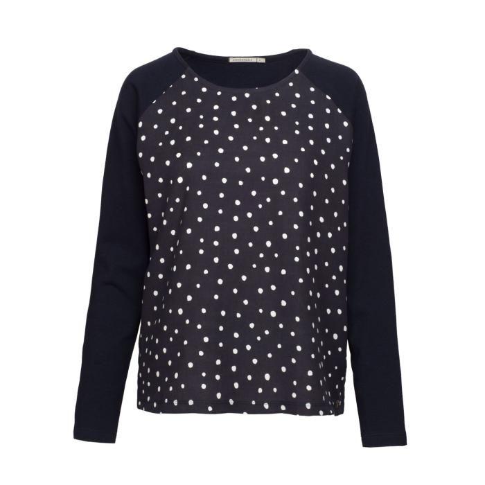 Solveig Spots Sweatshirt Print | ARMEDANGELS