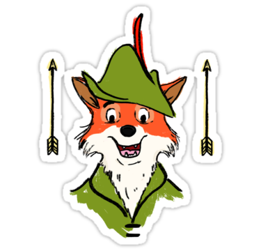 Robin Hood By Vonpatrickbros