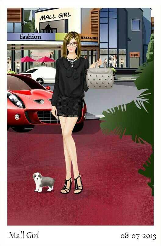 Mall Girl A Game on playstore
