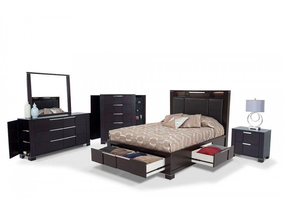 Studio 8 Piece Queen Bedroom Set Bedroom sets Pinterest
