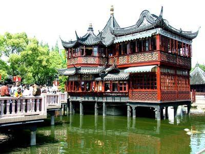 Yuyuan Garden Shanghai, Yu Garden Shanghai, Yu Yuan Garden