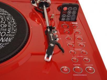 Sistema de Aúdio CTX Melody CD Player Vinil - Entrada USB Rádio FM e MP3 com as melhores condições você encontra no Magazine Sualojaverde. Confira!